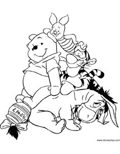 Here are the Beautiful Winnie The Pooh Coloring Books Colouring Pages. This post about Beautiful Winnie The Pooh Coloring Books Colouring Pages . Coloring Rocks, Bear Coloring Pages, Coloring Book Art, Adult Coloring Book Pages, Disney Coloring Pages, Printable Coloring Pages, Winnie The Pooh Christmas, Cute Winnie The Pooh, Winne The Pooh