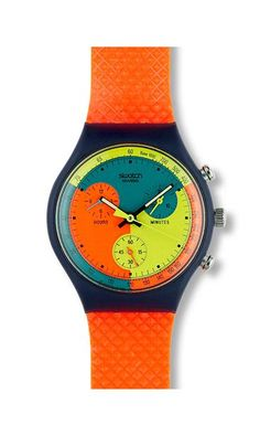 SIGNAL FLAG ❥ Swatch Watch ❥