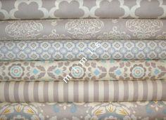Yard Bundle -Taza Collection / Dena Designs Fabric / 6 Yard Bundle Cotton Quilt  Fabric - I love this!