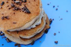 One Size Fits All Pancakes (Gluten-free, dairy-free, vegan, and, of course, sugar-free!) | Spoonful of Sugar Free