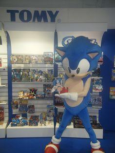 Sonic the Hedgehog  #mascot #costume #character #hedgehog