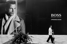 Hugo Boss Plays Catch-Up in China
