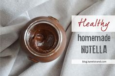 "Although Nutella is marketed as ""hazelnut cream"", its main ingredients are sugar and palm oil! Nutella is 55% sugar! Try this DIY Homemade version and you won't go back."