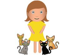 Cat Lady Emoji -   Boys are silly. Cats are loyal. Every girl experiences that time when they decide to give up on dating and pursue more meaningful and lasting relationships, you know, ones with cats...and why stop with 1 cat...why not 9 or 10? More love right meow please.