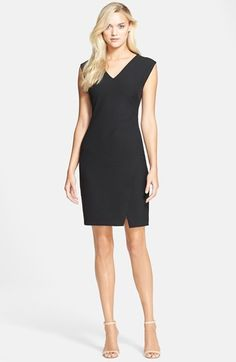 Diane von Furstenberg 'Megan' Sheath Dress $238