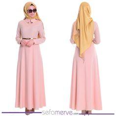 BEDAVA KARGO Fırsatıyla En Yeni Tesettür Elbiseler Sefamerve'de! #sefamerve #tesetturgiyim #tesettur #hijab #tesettür