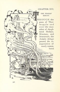Charles M. Snyder's Comic History of Greece. Lovely art, not many jokes.