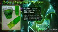 """Zac's Unstable Matter: """"Go big."""