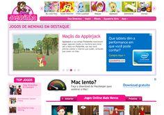 Jogatinha - Jogos Online Para Meninas