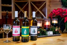 Impress a wine-o with apple wine, blueberry wine or even a tomato wine as a holiday gift this season from Staehly Farm Winery in East Haddam.