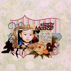 Great scrapbooking idea!!!  I will have to try it out in my albums.