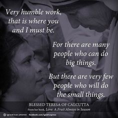 Blessed Mother Teresa of Calcutta quotes Catholic Quotes, Religious Quotes, Spiritual Quotes, Catholic Prayers, Spiritual Growth, Great Quotes, Quotes To Live By, Inspirational Quotes, Quotes Quotes
