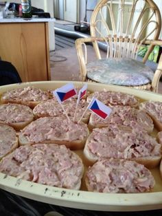 Czech Recipes, Pork, Beef, Detail, Pork Roulade, Meat, Pigs, Ox, Ground Beef