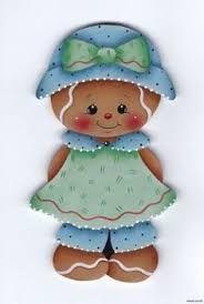 Resultado de imagen para bota navideña con carita de jengibre Gingerbread Ornaments, Christmas Gingerbread, Christmas Art, Gingerbread Cookies, Christmas Ornaments, Country Paintings, Paper Crafts, Diy Crafts, Tole Painting