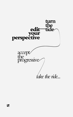 Point of View #ConcretePoetry #CaffeineAndConcrete #Typography