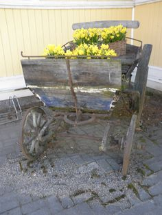 Vanhat hevosvaunut
