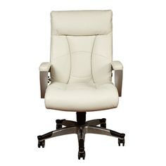 sealy santana fabric executive chair gray office space