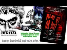 First promotional clip for our digital online store, Black Bed Sheet Digital.all our outstanding horror, science fiction & fantasy ebooks, all formats! Black Bed Sheets, Literature, Digital, Books, Literatura, Libros, Book, Book Illustrations, Libri