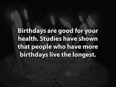The 31st Anniversary of my 30th birthday.