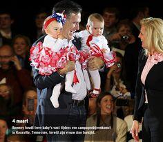 Romney & babies