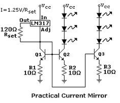 LM317 LED driver with varying DC input | Page 2