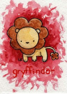 Gryffindor by tee-kyrin on DeviantArt
