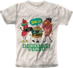 Barbeque Party T-Shirt