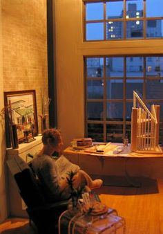 If It's Hip, It's Here (Archives): Mark Turpin's Pine Island: Architecture In Miniature| City Loft