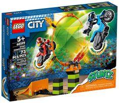 Lego City, Stunts, Competition, Construction, Toys, Children, Shop, Building, Activity Toys