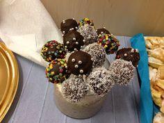 Zenzero e caffè: Cake Pops per un tenero carnevale!