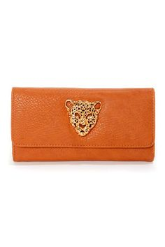 Get this gorgeous Critter-Sweet Tan Wallet for only $21.00! MSRP: $31.00.  #HoneyFinds www.joinhoney.com