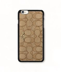 26 best custom iphone cases images custom iphone cases, kate spadehot coach wallet brown pattern hard case for iphone 6 plus 7 7 plus