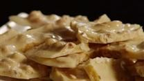My Cashew Crunch is so buttery, it just melts in your mouth. My family calls this candy 'addictive', and you'll see why. Use any choice of nuts, and enjoy! You will never buy store bought brittle again.