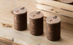 Caffè Pagani — The Dieline - Branding & Packaging