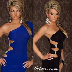One Shoulder Party Nini dress
