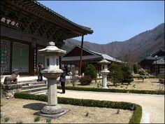 Unmunsa Temple in Cheongdo, Gyeongsangbuk-do, Korea