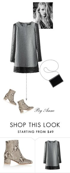 """September"" by anne-977 ❤ liked on Polyvore featuring Gianvito Rossi and Nine West"
