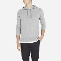The Cashmere Hoodie - Everlane. Because Cashmere + Hoodie together almost sound too good to be true. Also, we all wish we were a bit more like Steph Curry.