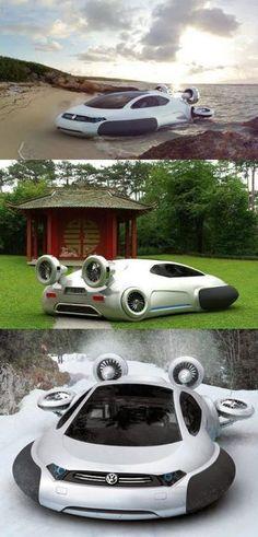 Volkswagen Aqua VW concept I totally want