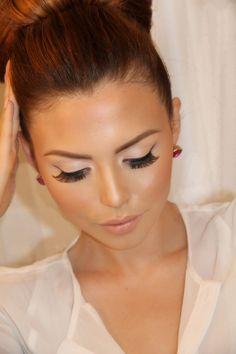 Sleekly Chic: makeup tutorial