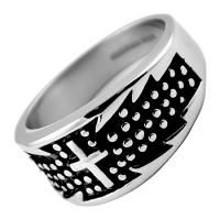 Stainless Steel Religious Cross Ring this is cool also :) $18