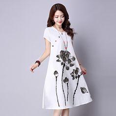 Белое летнее платье 2017 (84 фото): из хлопка, длинное, легкое, с чем носить, с открытыми плечами, вязаное