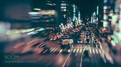 Osaka City by VicTsui