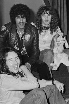 Brian, Phil and Robbo