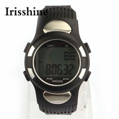 >> Click to Buy << Irisshine Watch Man C0452  women Fitness 3D Pedometer Calories Counter Sport Watch Pulse Heart Rate Monitor Unisex watches gift #Affiliate