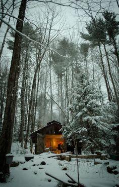 Coole Hütte ...
