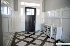 Making a statement with these floors?! - Pinned for ForeclosuresToGo.com the Internet Authority on Bargain Priced Homes #floor