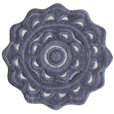 You'll love the Medallion Dusk Purple Area Rug at Wayfair - Great Deals on all Rugs  products with Free Shipping on most stuff, even the big stuff.