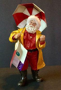 57e0b16979 Possible Dreams Clothtique Santa