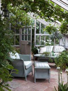 Deco Et Amenagement De Jardin Interieur Pour L Hiver Decoration